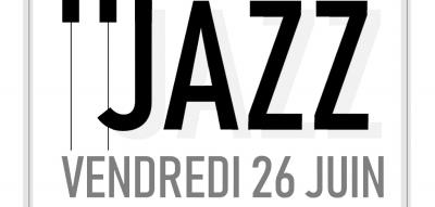 SOIREE JAZZ - VENDREDI 26 JUIN - 19 H JARDIN PUBLIC - LA GORGUE